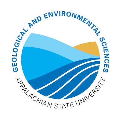 new geological and environmental sciences combined logo