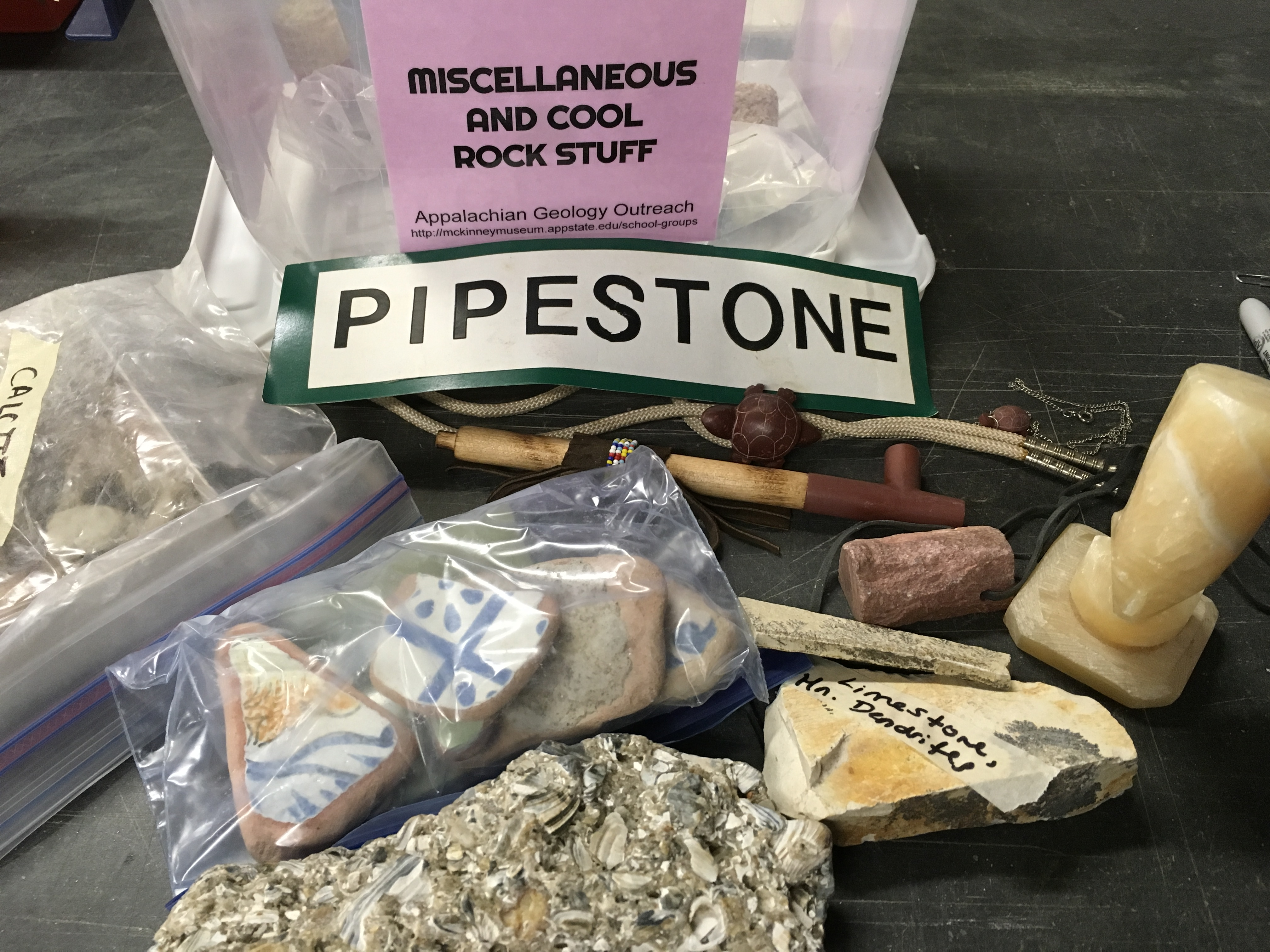 Miscellaneous and Cool Rock Stuff